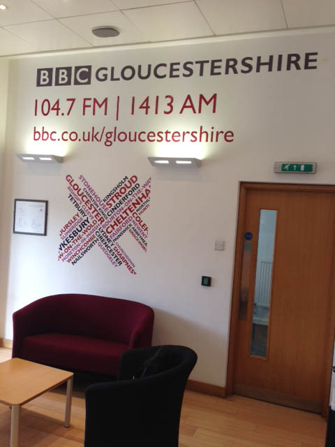 BBC Radio Glos reception